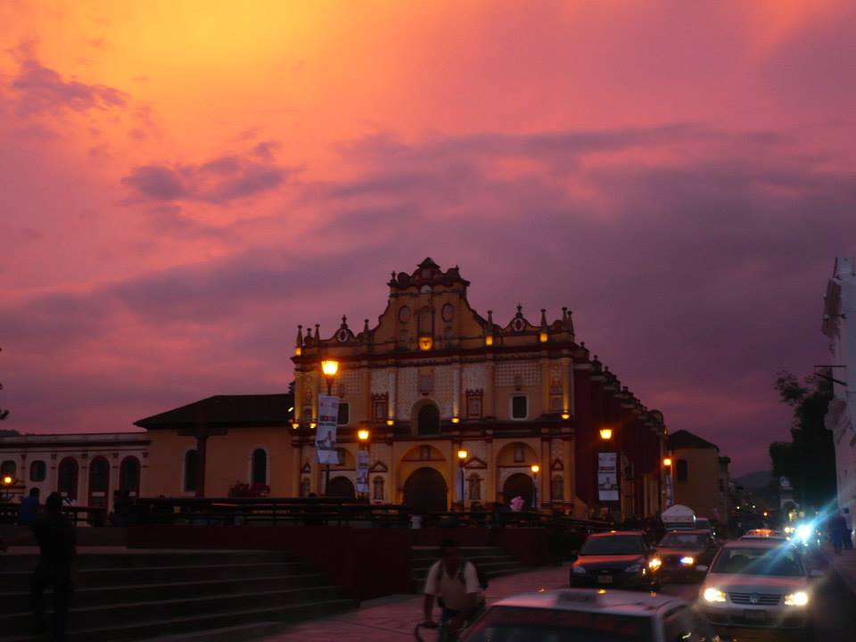 Mexico San Cristobal de las casas
