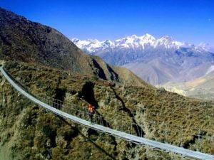 Nepal Annapurna Circuit trek