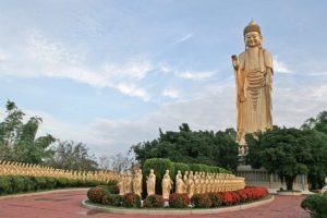 Fo Guan Shan monastery